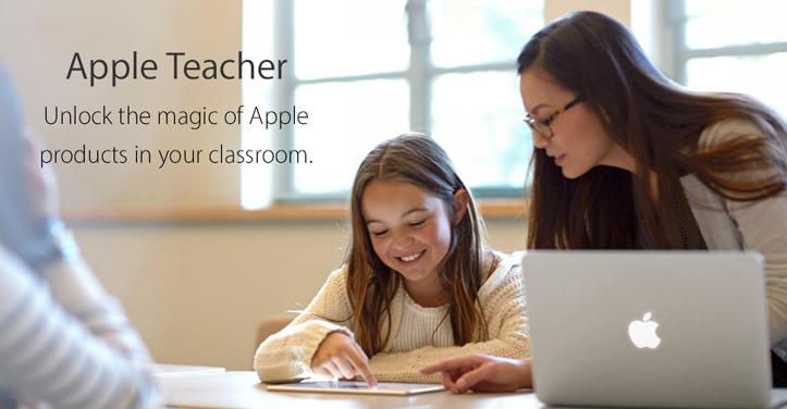 Apple Teacher: un nuovo programma di Apple per gli insegnanti
