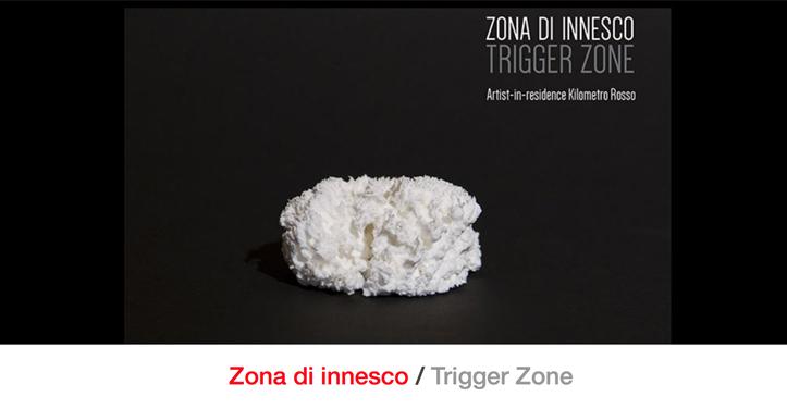 """La tecnologia MMN allestita alla """"Artist- in-residence Kilometro Rosso"""""""